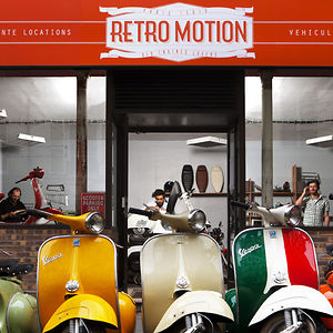 Profile picture for RETRO MOTION PARIS