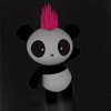 Happy Punk Panda