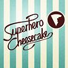Superhero Cheesecake