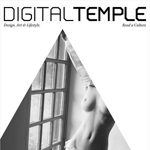 Profile picture for DIGITAL TEMPLE Magazine