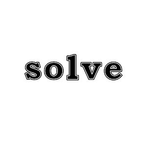 Profile picture for solve
