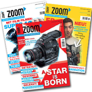 Profile picture for zoom magazin
