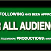 For All Audiences Productions