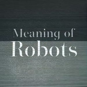 Profile picture for Meaning Of Robots