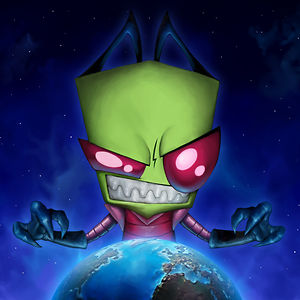 Profile picture for Invader Zim