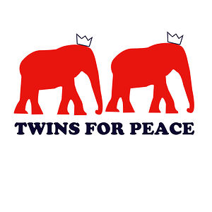 Profile picture for TWINS FOR PEACE
