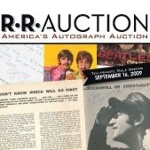 Profile picture for RR Auctions