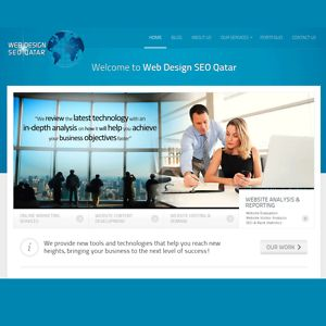 Profile picture for Web Design SEO Qatar
