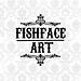 FISHFACE ART
