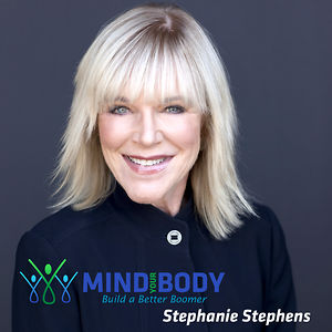 Profile picture for MindYourBody, Stephanie Stephens