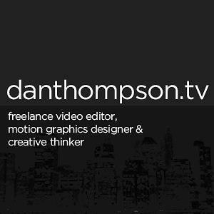 Profile picture for dan thompson