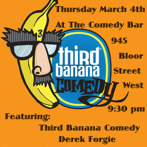 Profile picture for Third Banana Comedy
