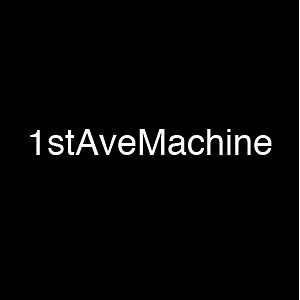 Profile picture for 1stAveMachine