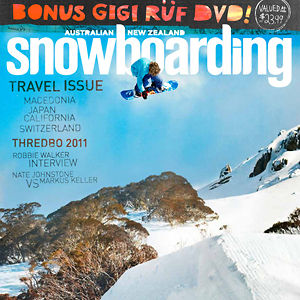Profile picture for ANZ Snowboarding