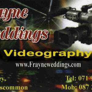 Profile picture for Frayne Weddings Videography