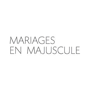Profile picture for Mariages En Majuscules