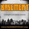 THE BASEMENT: underground sketch