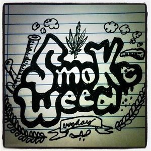 Profile picture for smoke weed