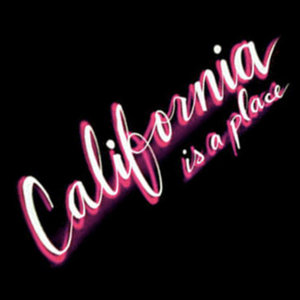 Profile picture for California is a place.