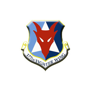 Profile picture for 177th Fighter Wing