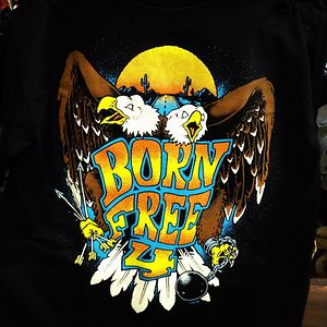 Profile picture for Born-Free