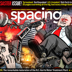Profile picture for Spacing Magazine