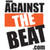 against the beat