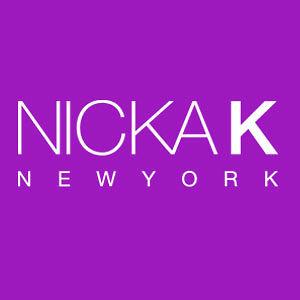 Nicka K. Cosmetics Logo