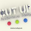 CUT UP. AUDIOVISUAL DESIGN