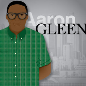 Profile picture for Aaron Gleen