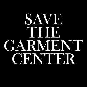 Profile picture for Save The Garment Center