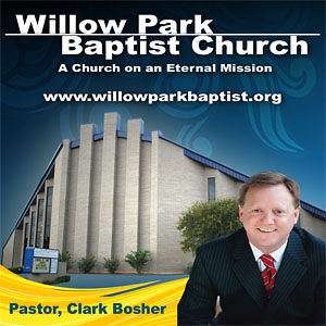 Profile picture for Willow Park Bapist Church