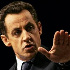 Profile picture for Nicolas Sarkozy
