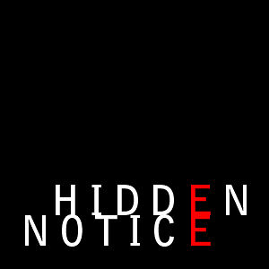 Profile picture for Hidden Notice