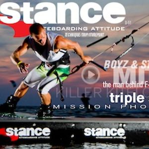 Profile picture for Stance Magazine