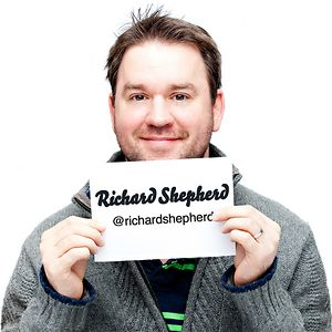 Profile picture for Richard Shepherd