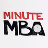 Minute MBA by OnlineMBA.com