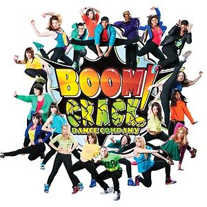 Profile picture for BOOM CRACK! Dance Company