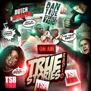 Profile picture for TRUE STORIES RADIO