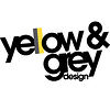 yellow & grey design