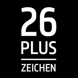 Profile picture for 26plus-zeichen