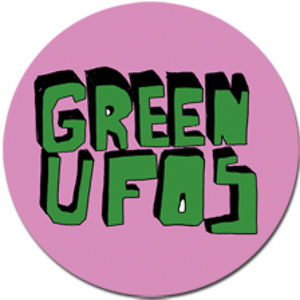 Profile picture for GREEN UFOS A DÉCOUVRIR