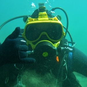 Profile picture for Cold Water Diver