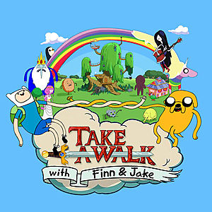 Profile picture for Take a walk with Finn and Jake
