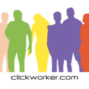 Earn money by completing a variety of tasks with Clickworker