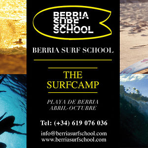 Profile picture for BERRIA SURF SCHOOL