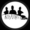 2to3menmovers.com
