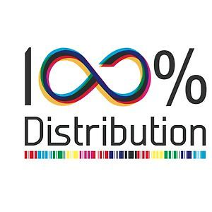 Profile picture for 100% Distribution