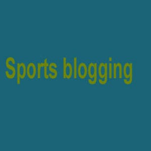 Profile picture for sportsblogging