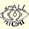 Small Right Eye